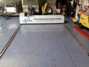 tapijt onderhoud Rotterdam