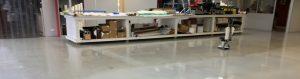 Kunststofvloer onderhoud