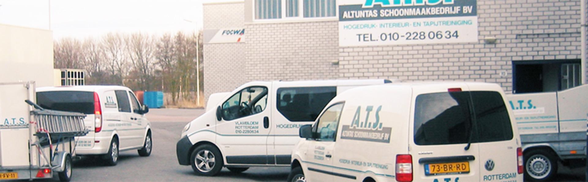 Schoonmaakbedrijf- Dordrecht- ATS-header