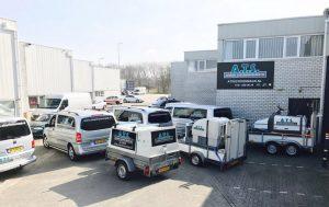 Schoonmaakbedrijf Aalsmeer ATS